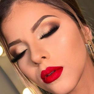 Latest Prom Makeup Ideas Looks Fantastic For Women12