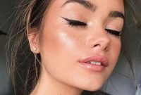 Magnificient Makeup Ideas For Beginner To Try This Year27