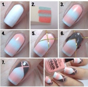 Outstanding Nail Art Tutorials Ideas That Youll Love03