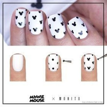 Outstanding Nail Art Tutorials Ideas That Youll Love26