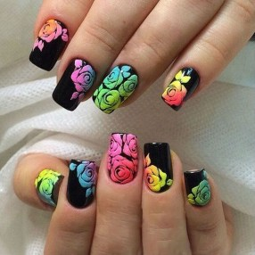 Outstanding Nail Art Tutorials Ideas That Youll Love41