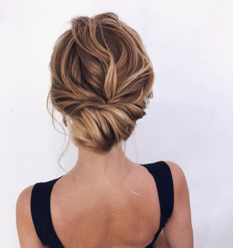 Unique Bun Hairstyles Ideas That Youll Love10