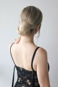 Unique Bun Hairstyles Ideas That Youll Love27