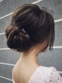 Unique Bun Hairstyles Ideas That Youll Love43