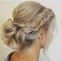 Unique Bun Hairstyles Ideas That Youll Love45