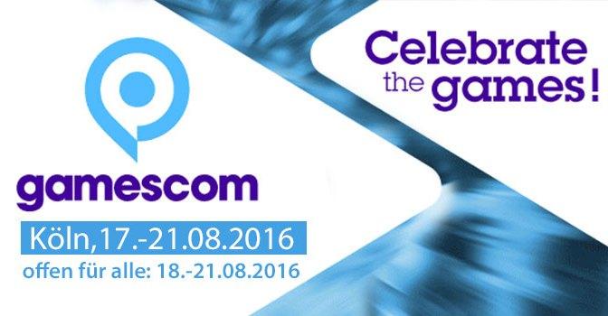 gamescom 2016 Abschlussbericht – Spielemesse begeisterte erneut rund 345.000 Besucher