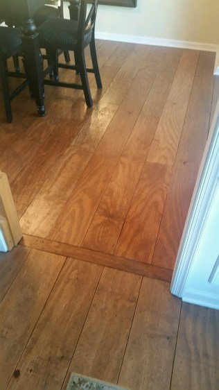 Wide Plank Distressed Pine Flooring Cheap Updated 2 5 17