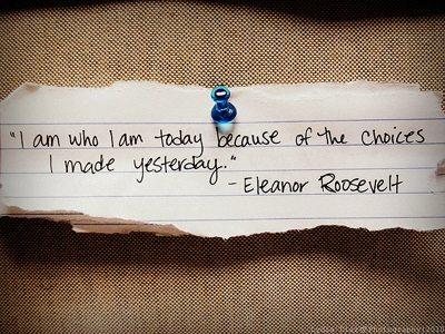 Eleanor Roosevelt Picture Quote
