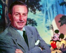 Walt Disney's Success