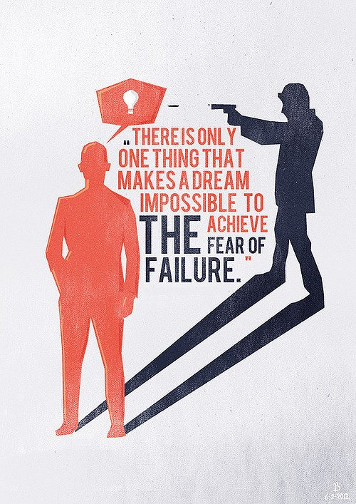 Fear Life Picture Quote