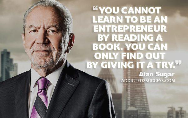 Alan Sugar quote