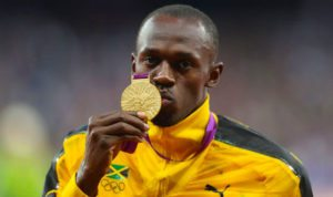 Usain Bolt Success And Gold Medal