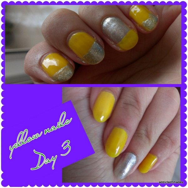 Day 3 Faces Auroeolin + Sally Hansen Celeb City