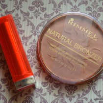 Second Winner Rimmel Bronzer & Maybelline Shocking Coral