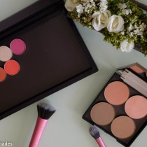 Makeup Geek Eyeshadows, Blushes & Contour Powders
