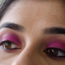 Fuschia Eyes
