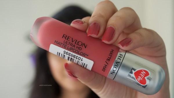 Revlon Ultra HD Matte Lipcolor Devotion