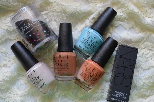 Hong Kong Haul OPI, NARS, Beauty Blender
