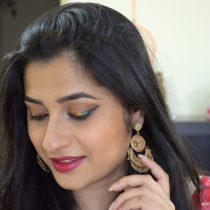 Navratri Look 3