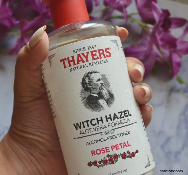 Thayers Witch Hazel