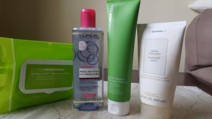 cleanser review