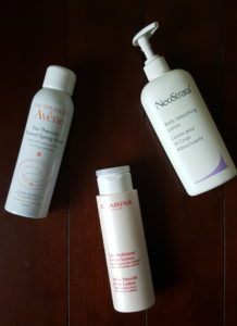 Clarins Body lotion skincare