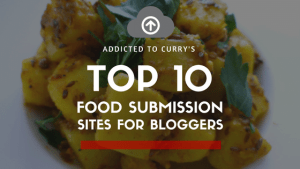 Top 10 food submission sites
