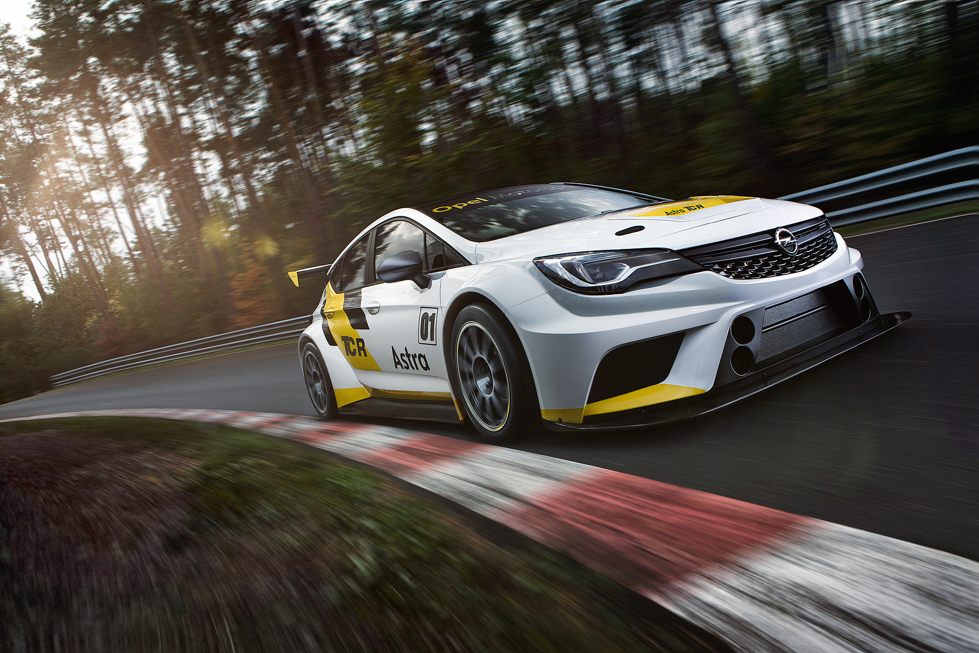 After-Opel Astra TCR