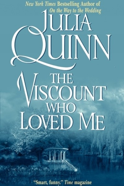 Book Review-The Viscount Who Loved Me