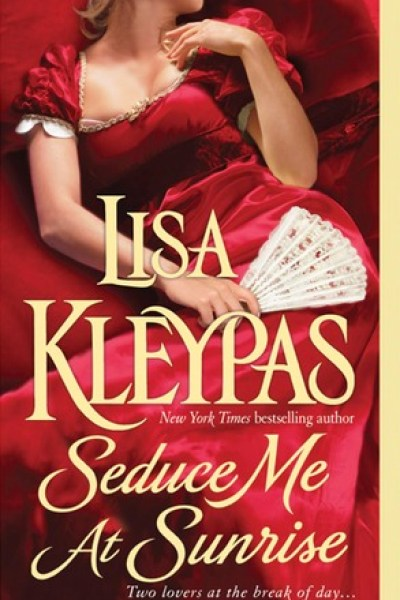 Book Review-Seduce Me At Sunrise
