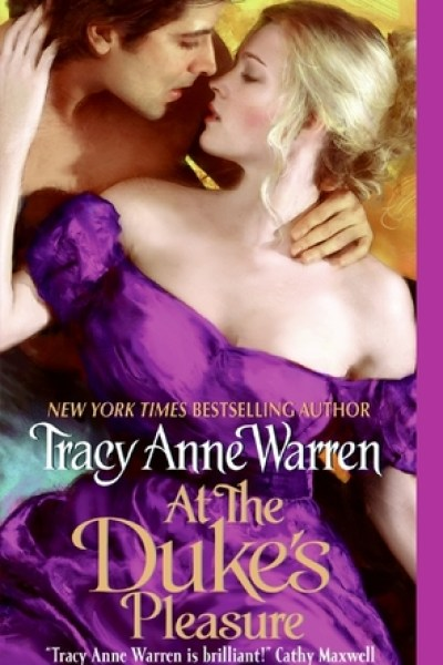 Book Review-At The Duke's Pleasure