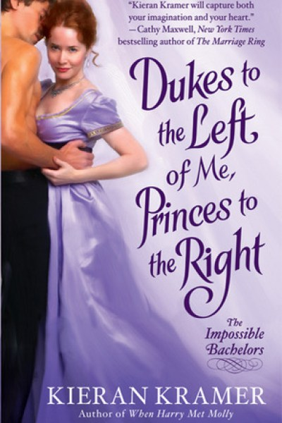 Book Review-Dukes To The Left Of Me, Princes To The Right