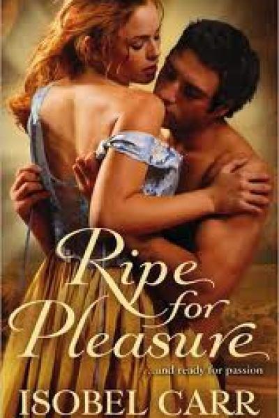 Book Review-Ripe For Pleasure