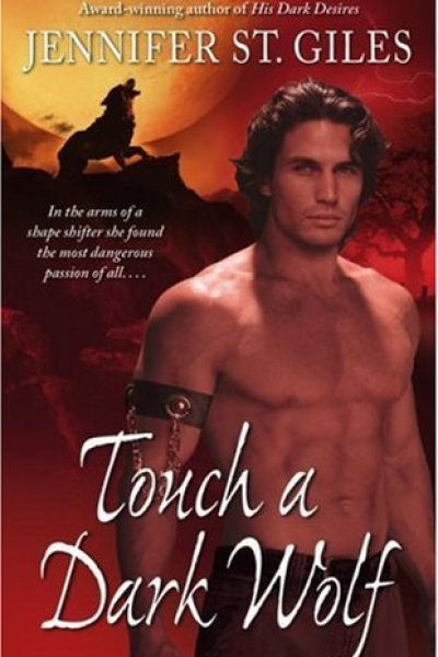 Book Review-Touch of a Dark Wolf