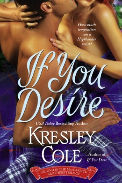 Book Review-If You Desire