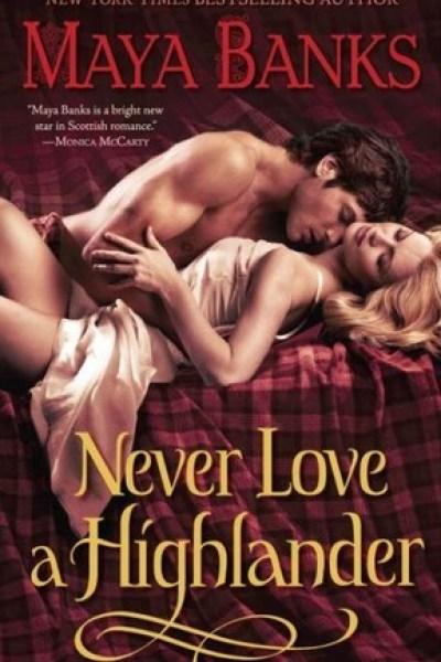 Book Review-Never Love A Highlander