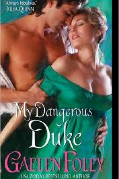 Book Review-My Dangerous Duke