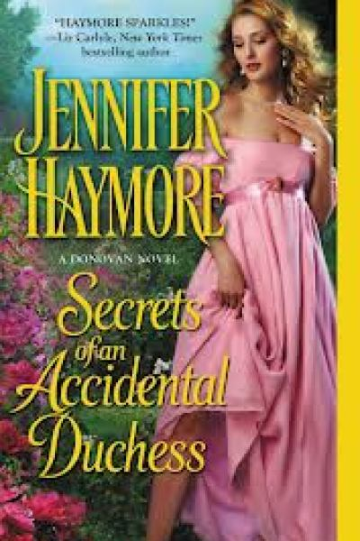 Book Review-Secrets of a Accidental Duchess