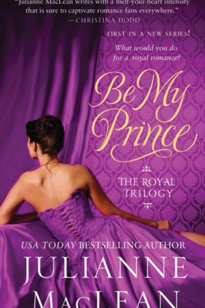 Book Review-Be My Prince
