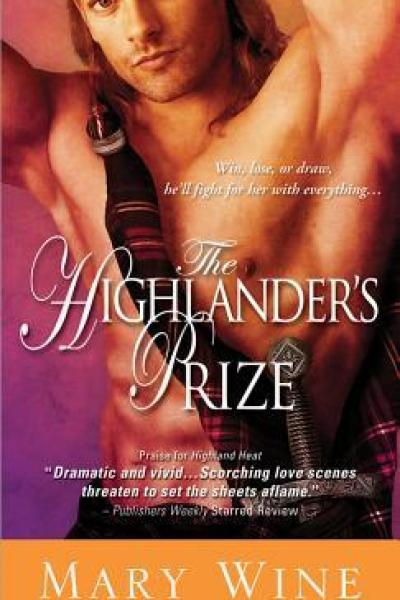 Book Review-The Highlander Prize
