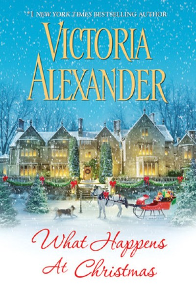 Book Review-What Happens At Christmas