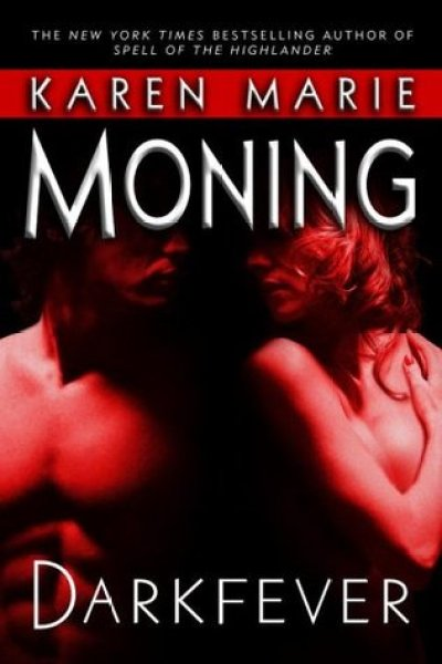 Book Review-Darkfever by Karen Marie Moning