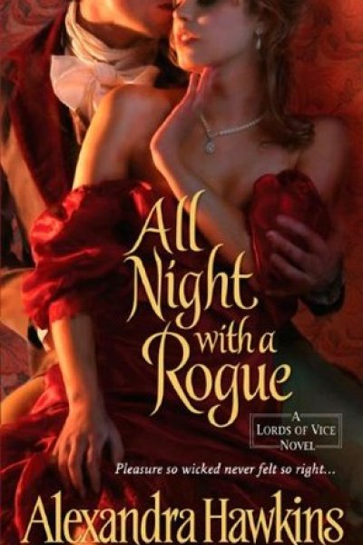 Book Review-All Night With A Rogue by Alexandra Hawkins