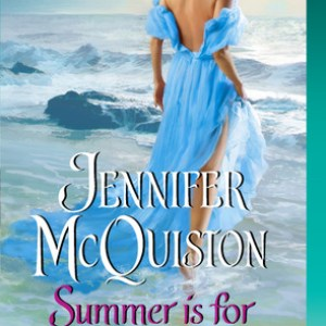 Book Review-Summer Is For Lovers by Jennifer McQuiston