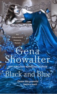 Book Review-Black and Blue by Gena Showalter