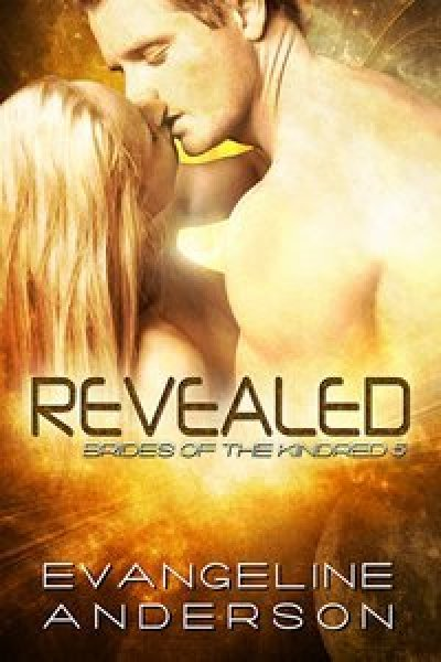 Book Review-Revealed by Evangline Anderson