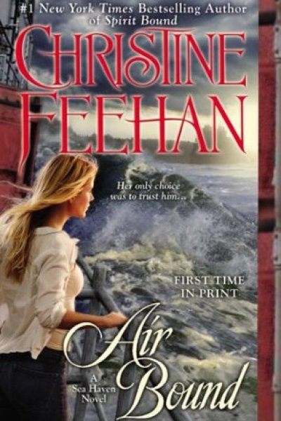 Book Review-Air Bound by Christine Feehan
