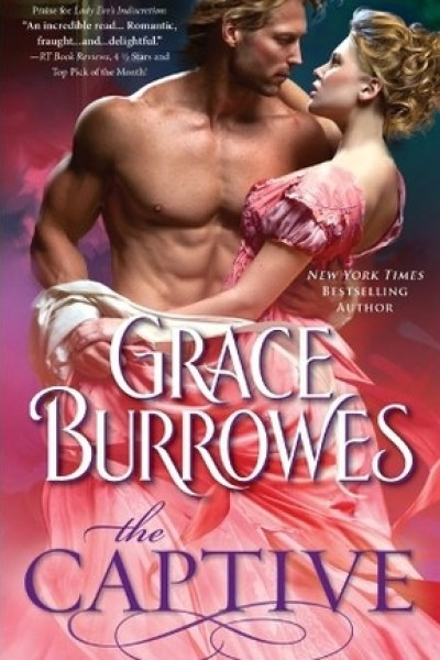 ARC Book Review-The Captive by Grace Burrowes