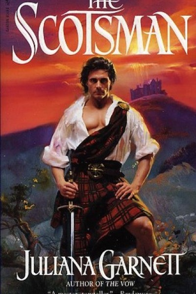 Book Review-The Scotsman by Julianna Garnett