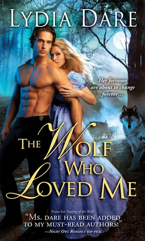 Book Review-The Wolf Who Loved Me by Lydia Dare